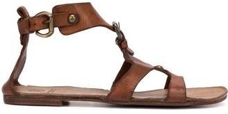 Silvano Sassetti Gladiator Sandals