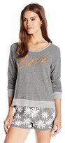 Sundry Women's Love Pullover