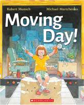 Scholastic Moving Day Book