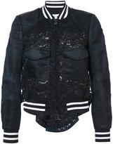 Veronica Beard bomber jacket - women - Cotton/Nylon/Viscose - 2