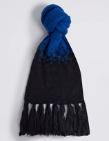 M&S Collection Colour Block Scarf