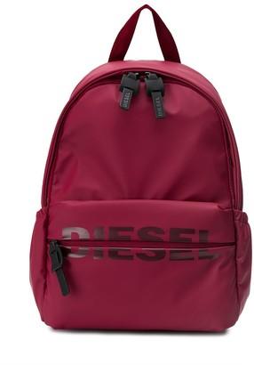 Diesel Logo Backpack