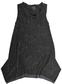 Manila Grace DENIM Dress