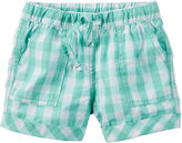 Carter's Pull-On Shorts - Preschool Girls 4-6x