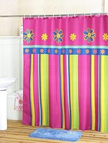 108 x 72 shower curtain ivory extra wide fabric shower curtain