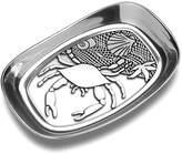 Wilton Armetale Crab Wbread Tray