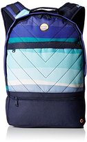 Roxy Junior's Sun and Smile Polyester Backpack
