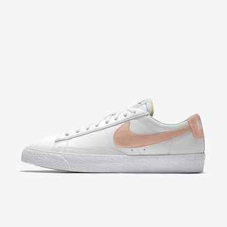 Nike Custom Women's Shoe Blazer Low By You