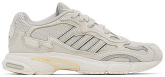 adidas Grey Temper Run Sneakers