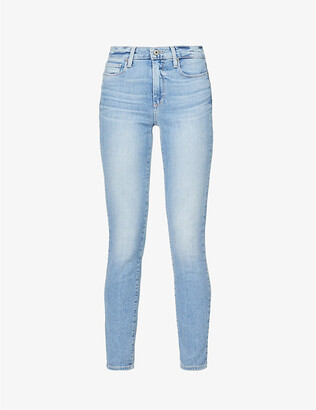 Paige Hoxton Ankle skinny high-rise jeans
