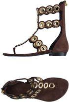 Barbara Bui Toe strap sandals