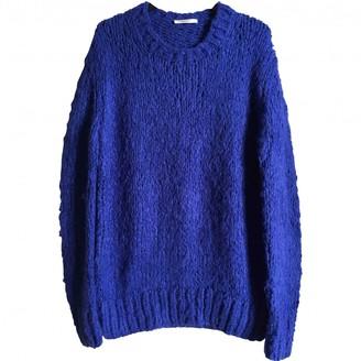 Celine Blue Silk Knitwear for Women