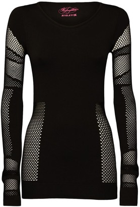 Redemption Seamless Mesh Top