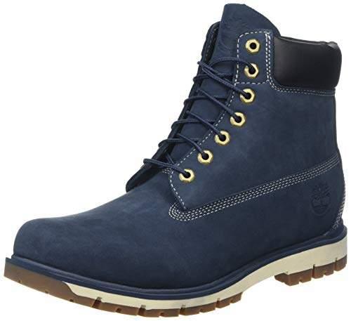 buy online 51fc3 b5386 Men's Radford 6-inch Waterproof Classic Boots, Blue Navy Nubuck, 9.5 (44 EU)