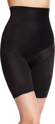 TC Shapewear Tummy Tux High-Waist Thigh-Slimmer Shaper