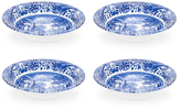 Spode Glazed Cereal Bowls (Set of 4)