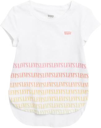 Short Sleeve High-Low T-Shirt