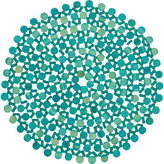 Kim Seybert Round Bamboo Disk Placemat