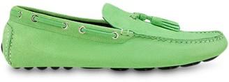 Fendi Tassel Detail Loafers