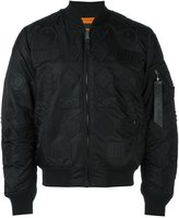 Marcelo Burlon County of Milan 'Pissis Alpha MA-1' jacket