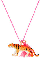 Little Lux Miller The Tiger Charm Necklace