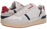 Lacoste T-Clip 120 2 US (Off-White/Navy/Red) Men's Shoes