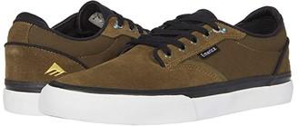 Emerica Dickson (Olive/Black) Men's Skate Shoes