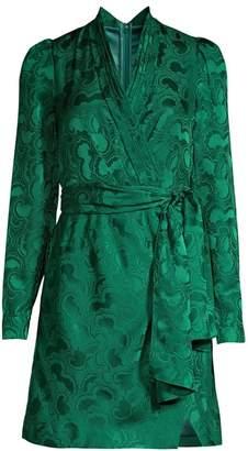 Saloni Bibi Silk Dress
