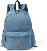 Ralph Lauren Chambray Backpack
