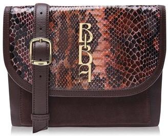 Biba Triple Comp Crossbody Bag
