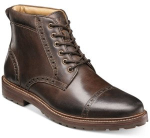Florsheim Men's Fenway Brogue Boots Men's Shoes