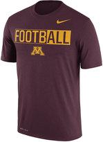 Nike Men's Minnesota Golden Gophers Legend Football T-Shirt