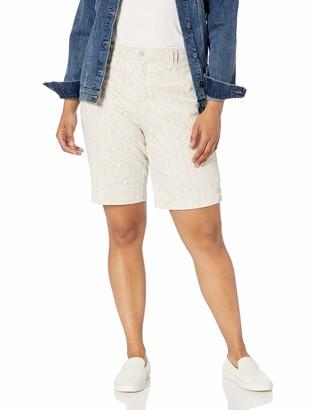 Gloria Vanderbilt Women's Violet City Dressy Short