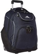 High Sierra Powerglide Wheeled Backpack Backpack Bags