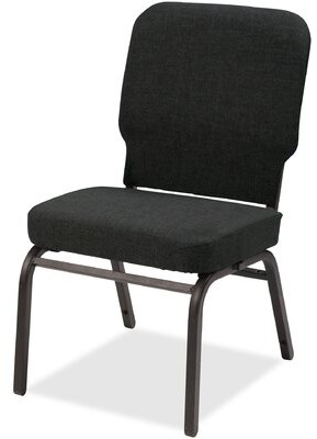 Stackable Chair Lorell Arms: Without Arms