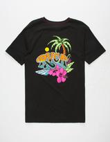 RVCA Royal Palm Mens T-Shirt