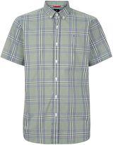 Victorinox Bundner Short Sleeve Check Shirt