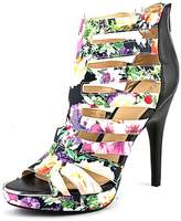 Bar III Ellie Women US 7 Multi Color Heels