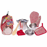 Alex Complete Cook Set 9-pc. Play Kitchen