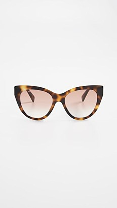 Gucci Web Plaque Sunglasses