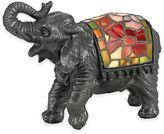 Quoizel Tiffany Ashley Harbor Elephant Table Lamp
