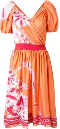 Emilio Pucci Vahine print dress