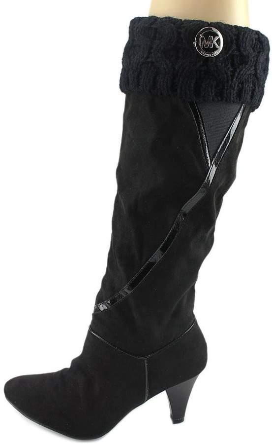 MICHAEL Michael Kors MK Cable Sock Women US S Boot Socks
