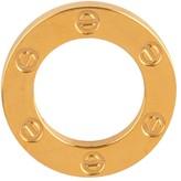 Armitage Avenue Gold Disc Earrings