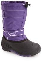 Kamik Toddler Snowcoast Waterproof Snow Boot