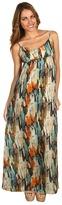 Brigitte Bailey Tori Maxi Dress (Multi) - Apparel