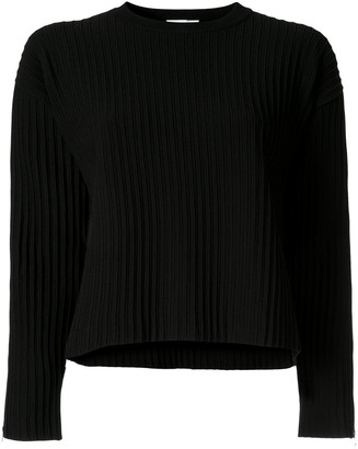 CASASOLA Ribbed Knit Sweater