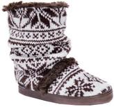 Muk Luks Women's Jenna Slipper Boot