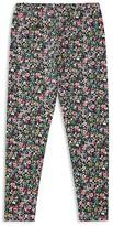 Ralph Lauren Girls' Floral Leggings - Big Kid