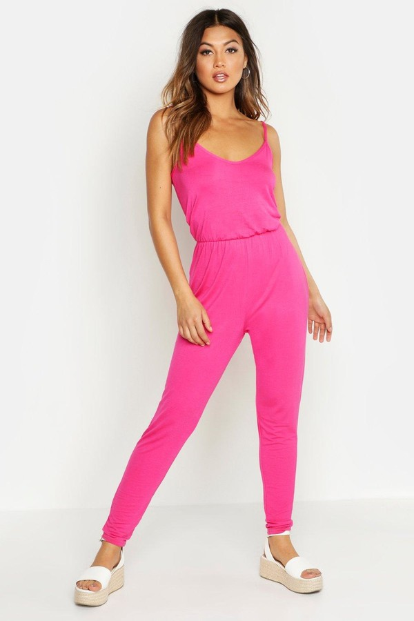39baf1ffb1 boohoo Pink Women's Pants - ShopStyle